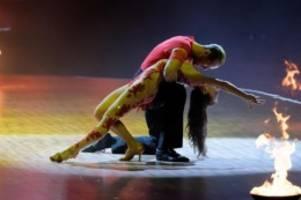 Auftakt in Dortmund: Let's Dance auf Tour: Promis tanzen durch Deutschland