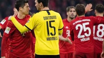 Klartext vom Ersatzkapitän: Hummels nach Bayern-Watschn: BVB «keine Top-Truppe»