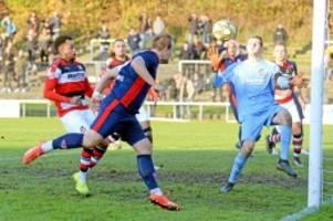fussball-regionalliga: eintracht feiert den fünften auswärtssieg in folge