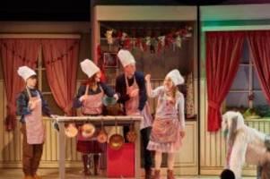 klassiker: zuckowskis weihnachtsbäckerei-musical geht auf tour
