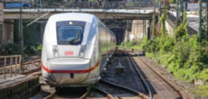 Neuer ICE: Um Sprayer abzuhalten, lässt SBB Zug bewachen