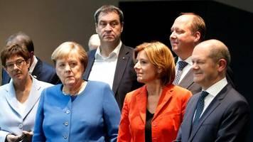 teilnehmerkreise: große koalition einigt sich auf kompromiss im streit um die grundrente