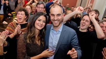 Belit Onay ist Deutschlands erster Oberbürgermeister mit türkischen Wurzeln