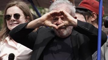 Ex-Präsident gegen Präsident - Brasilien: Schlagabtausch zwischen Lula und Bolsonaro