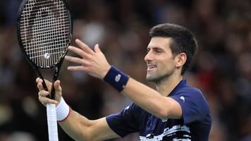 ATP Finals in London: Djokovic mit klarem Sieg zum Auftakt der ATP Finals