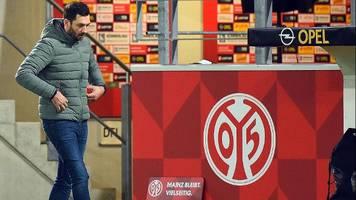 1. FSV Mainz 05 entlässt Sandro Schwarz