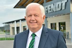 Fendt-Chef Peter-Josef Paffen legt sein Amt nieder