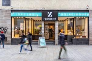 Das Designkaufhaus in der Augsburger Annastraße ist wieder da