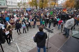 Demonstration am Sonntag: Was die Augsburger Klimaschützer fordern
