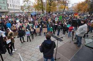 Klima-Demo am Sonntag: Aktivisten präsentieren ihre Forderungen an die Stadt