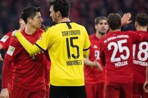 Hummels nach Bayern-Watschn: BVB keine Top-Truppe