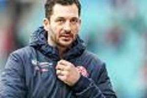 Nach Niederlage gegen Union Berlin - Mainz trennt sich von Coach Sandro Schwarz