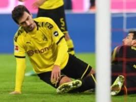 0:4 gegen FC Bayern: Dortmund gleicht einer Sandburg in der Sturmflut
