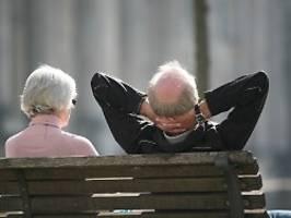 Beitragssatz bleibt stabil: Renten steigen 2020 noch einmal kräftig
