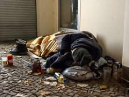 Keine Wohnung, keine Perspektive: Zahl der Obdachlosen steigt