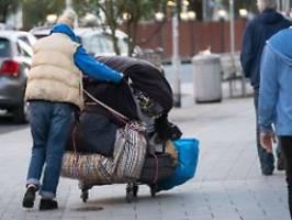 Zahl steigt stetig an: Wer sind Deutschlands Wohnungslose?