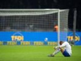 Bei Hertha BSC könnte es im Winter Veränderungen geben