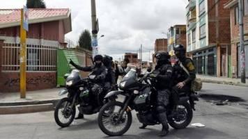 Morales erhält Asyl in Mexiko - Antrag von Boliviens Ex-Staatschef bewilligt