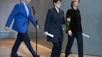 Nach Einigung: Grundrente: Groko-Führung wirbt für den Kompromiss