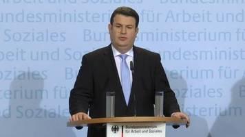 Video: Heil: Grundrente ist sozialpolitischer Meilenstein