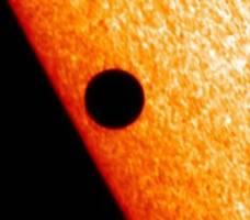 """Planeten: """"Mini""""-Sonnenfinsternis: Merkur schiebt sich vor Sonne"""