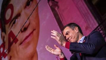 Sozialisten gewinnen: Neuwahl verschärft Krise in Spanien: Keine Mehrheit in Sicht