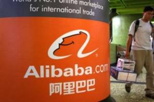Chinesischer Online-Gigant: Alibaba erzielt neuen Verkaufsrekord beim Singles Day