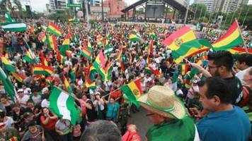 Mexiko bietet Boliviens Präsident Morales Asyl an