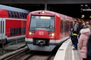 S-Bahnverkehr: E-Scooter auf dem Gleis – Bahnverkehr im Citytunnel gestört