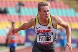 Para-WM: Sprint-König Floors vergoldet Weltrekord - Bronze an Streng