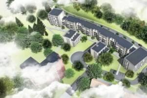 Bauprojekt Kastanienallee: Ahrensburg sucht neuen Investor für Sozialwohnungen