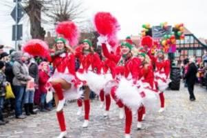 Brauchtum: Im Nordosten sind die Narren los: Start in den Karneval