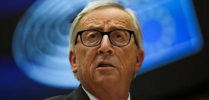 Juncker wegen schweren Eingriffs im Krankenhaus