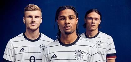 Das neue Deutschland-Trikot soll für Diversität stehen