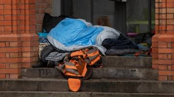 Deutschland: Zahl der Menschen ohne Wohnung steigt auf 678.000