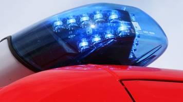Kiel: Vier Menschen bei Karambolage auf der B76 verletzt
