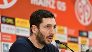 Nach Trennung: Ex-Trainer Schwarz dankt Mainz-Fans
