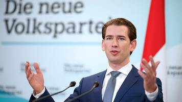 Kurz stimmt zu - Österreich: ÖVP und Grüne wollen über Koalition verhandeln