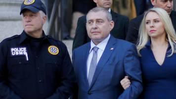 Ukraine-Affäre – Donald Trump: Mittelsmann will Warnung überbracht haben
