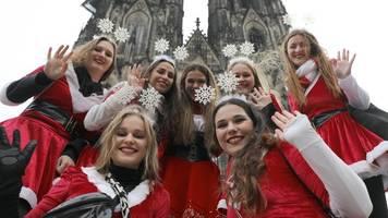 närrische zeit beginnt - pünktlich um 11.11 uhr: karnevalssaison gestartet