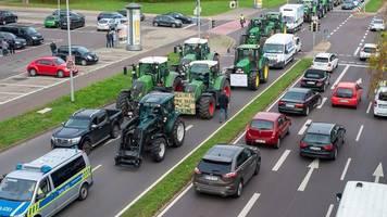 Bauern wollen erneut gegen Umweltauflagen demonstrieren