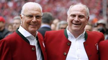 Beckenbauer über Hoeneß: FC Bayern ohne Dich nicht vorstellbar
