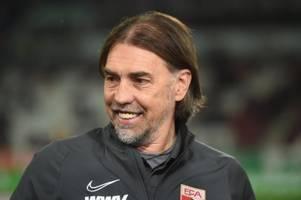 FCA-Trainer Schmidt bewies in Paderborn Mut - und hatte Glück