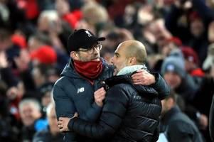 Klopp ärgert Pep - Liverpool wischt mit City den Boden