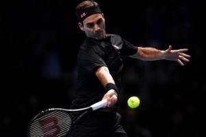 Vom Erstrunden-Schluckauf gequält: Federer unter Druck