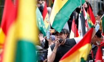 Trump lobt Morales-Rücktritt als Sieg der Demokratie