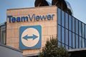 Quartalszahlen - Teamviewer glänzt mit rasantem Quartalswachstum - Aktie mit starkem Kursplus