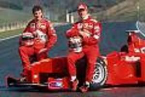 Ex-Schumacher-Kollege bei Ferrari - Irvine stänkert: Vettel hat seine vier WM-Titel nicht verdient
