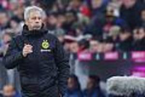 """Watzke bemängelt """"Ist-Zustand"""" - Nach BVB-Debakel in München: Droht Favre das gleiche Schicksal wie Kovac?"""