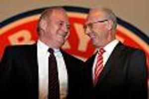 Zum Abschied vom FC Bayern - Franz Beckenbauer schreibt emotionalen Brief an Uli Hoeneß